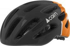 Велосипедный шлем Cairn Prism (52/55 см) Black-neon-orange (0300050-242-52)
