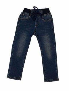 Джинсы на флисе для мальчика Resser Лезвие 98-104 см джинс 5018