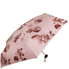 Зонт женский компактный облегченный механический ZEST бежевый