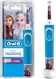 Электрическая зубная щетка ORAL-B BRAUN Stage Power/D100 Frozen (4210201245216)