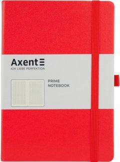 Записная книга Axent Partner Prime 145х210 мм A5 96 листов в клетку Красная (8305-06-A)