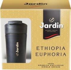 Набор Jardin Кофе молотый Jardin Ethiopia Euphoria 250 г + металлическая термочашка (4823096807997)