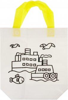 Детская сумка раскраска Supretto антистресс Кораблик (5920-0010)