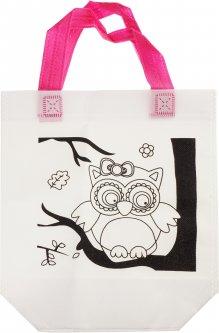 Детская сумка раскраска Supretto антистресс Сова (5920-0007)