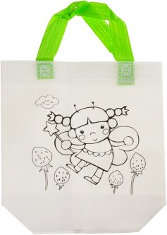 Детская сумка раскраска Supretto антистресс Фея (5920-0008)