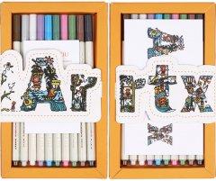 Металлические маркеры Arrtx 10 цветов 20 шт. (AMP-1500) (LC302291)