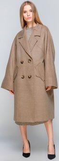 Пальто ANNA YAKOVENKO 2837 L Бежевое (ROZ6206116621)