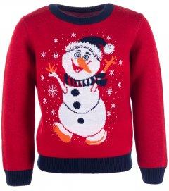 Джемпер Flash Різдво 19BG134-6-3900 116 см NY Червоний (2200000248497)