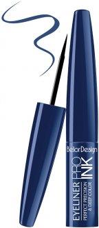 Подводка для глаз Belor Design Pro Ink тон 003 Синий 3.5 г (4810156047509)