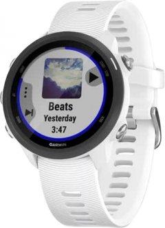 Спортивные часы Garmin Forerunner 245 Music White (010-02120-31)