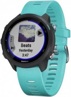 Спортивные часы Garmin Forerunner 245 Music Aqua (010-02120-32)