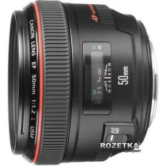 Canon EF 50mm f/1.2L USM Официальная гарантия