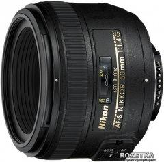 Nikon AF-S Nikkor 50mm f/1.4G (JAA014DA) Официальная гарантия