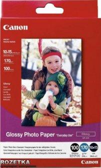 Фотобумага Canon Glossy Photo Paper GP-501 100 листов (0775B003)