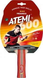 Ракетка для настольного тенниса Atemi 600A (10042)
