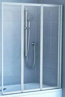 Шторка для ванны RAVAK VS3-115 Rain 795S010041
