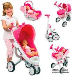 Коляска для кукол Smoby Maxi Cosi 4 в 1 (550389)