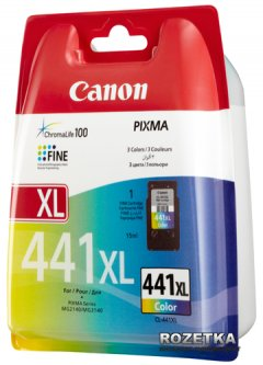 Картридж Canon CL-441 Color XL (5220B001)