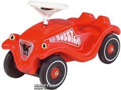 Автомобиль-каталка Big Bobby-Car-Classic с защитными насадками для обуви (000 1303)