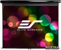 "Elite Screens настенный с механизмом возврата 84"" (16:9) 185.4 х 104.1 (M84UWH) Black Case"
