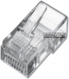 Коннектор Digitus RJ45 Cat.5 UTP 100 шт (A-MO8/8SF)