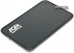 """Внешний карман Agestar для HDD 2.5"""" USB3.0 (3UB 2A8-BK Black)"""