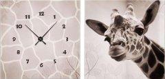 Настенные часы ART-LIFE COLLECTION 1C-158-2p-W