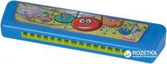 Губная гармоника Simba Toys Веселые ноты 15 см (6834040)