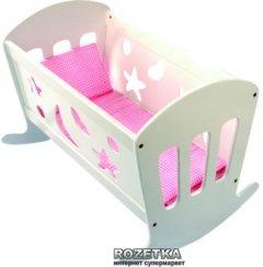 Кроватка для кукол Bino (83699)