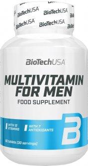 Витамины Biotech Multivitamin for Men 60 таблеток (5999076228508)