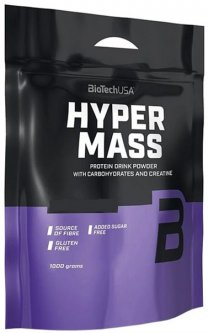 Гейнер Biotech Hyper Mass 5000 1000g шоколад (5999076224593)