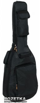 Чехол утепленный RockBag Student Line 3/4 Classic Guitar Black (RB20514)