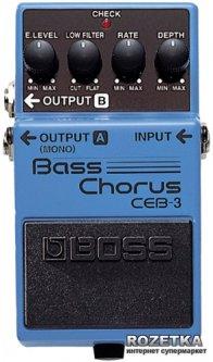 Педаль эффектов Boss CEB-3 Bass Chorus