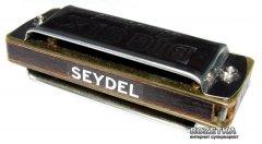 Губная гармошка Seydel Big Six Classic (16666C)
