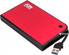 "Внешний карман Agestar для HDD 2.5"" USB3.0 (3UB 2A14 Red)"