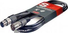 Микрофонный кабель Stagg SMC6 6 м