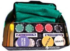 Набор для игры в покер в оловянном кейсе 200 фишек Duke (TC04201C)