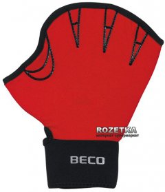 Перчатки для аквафитнеса BECO 9634 M