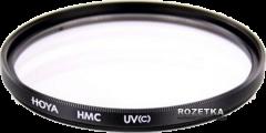 Светофильтр Hoya HMC UV(С) Filter 49 мм (024066051332)