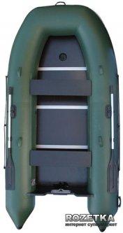 Лодка Aqua-Storm stk-360E Зеленая
