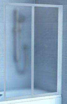 Шторка для ванны RAVAK VS2-100 (Transp) satin 796M0U00Z1