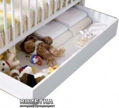 Подкроватный ящик для игрушек Micuna CP-1416 белый (CP-1416 WHITE)