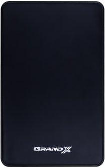 """Внешний карман Grand-X для HDD 2.5"""" USB 2.0 (HDE22)"""
