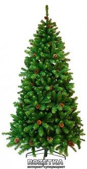 Искусственная елка Triumph Tree Empress с шишками 1.85 м Зеленая (0756770880150)