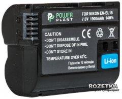 Aккумулятор PowerPlant для Nikon EN-EL15 (D7000, D610, D800, D7100) (DV00DV1309)