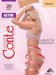 Колготки Conte Active 20 Den 3 р Natural -4810226006399