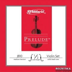 Струны D'Addario J810 1/2M Prelude Medium Tension