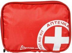 Аптечка автомобильная Poputchik Евростандарт First Aid Kit (02-005-М)