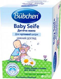 Мыло Bubchen детское эмульсионное 125 г (7613032387440)
