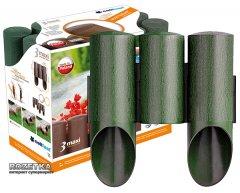 Газонное ограждение Cellfast Maxi 3 2.1 м Зеленое (34-012)